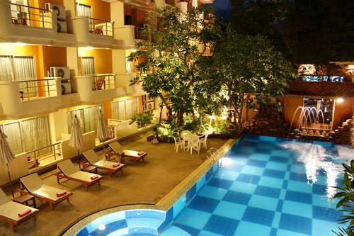 عکس هتل بلا ویلا